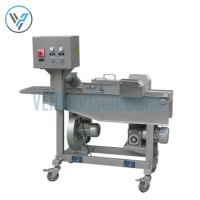 Ce Approved Commercial Automatic Patties Chicken Nuggets Fish Fillet Mini Battering Machine
