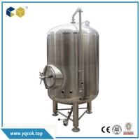 Hot Sales Beer Fermentation with Stainless Steel Tank
