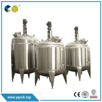 Extraction Storage Mixing Stainless Steel Liquid Mixing Tank