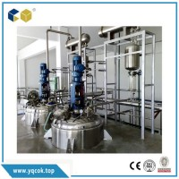 Extraction Mixing Storage Fermentation Stainless Steel Tank