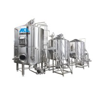 Micro Brewery Brewhouse 1bbl 2bbl 3bbl 5bbl 6bbl 7bbl Beer Brewing Equipment