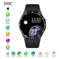 Heart Rate Monitoring GPS Tracker Bluetooth 4.0 Smart Wrist Watch