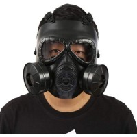 for Airsoft Shooting Hunting Riding CS Cosplay Military Tactical Protective Face Mask