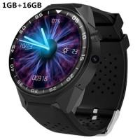 GPS Tracker 2MP Camera 3G 1.39 Inch Screen Heart Rate Monitor Smart Watch