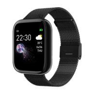 Sleep Monitoring IP67 Waterproof Sports Watch Blood Pressure Monitor Smart Gift Watches