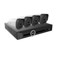 2MP Bullet Camera and 5CH NVR CCTV Camera Kits