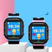 Kids Gift Watches 400mAh Battery Lbs Tracker Taking Photo Smart Watch