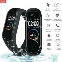 M4 Mi Band Bluetooth Watch Fitness Tracker Blood Pressure Monitor Sport Smart Bracelet