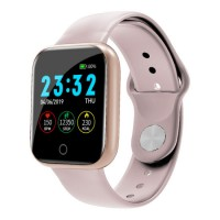 Heart Rate Blood Pressure Monitor Fitness Tracker Smart Watch