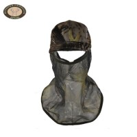 Audit 100% Polyester Sun Hat Outdoor Camouflage with Face Mask