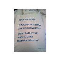 Na2co3 Soda Ash Light Dense Sodium Carbonate 144-55-8