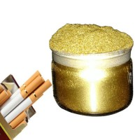 High Purity Fine Leafing Bronze Powder with Brilliance for Gravure Printing and Cigarette Pack