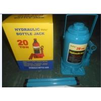 20t Hydraulic Bottle Jack 50ton Loading Capacity for Lighting