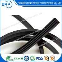 Closed Cell Sponge Rubber Seal Strip with 3m Tape