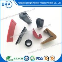China Factory Wear Resistant UHMWPE Plastic Extrusion and Cut Profile with 25years Experience
