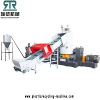 PP Granulating Recycling Machine to Recycle Waste Cut Scrap From Mask Making or Fabric Scrap After C