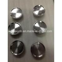 Titanium with Chrome Round Target for Vacuum Coating