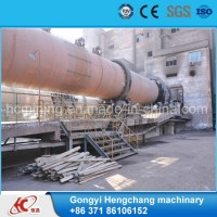High-Temperature Small Cement Calcination Lime Rotary Kiln