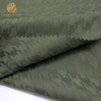Unifi Yarn RPET Polyester Jacquard Fabric for Curtain