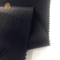 PU Coated Diamond Jacquard Oxford Fabric for Outdoor Mountaineering Bag