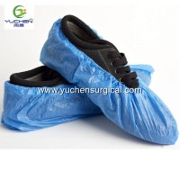 Preferable Price Good Service Disposable HDPE Shoe Cover
