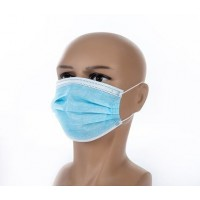Disposable 3ply Protective Face Mask High Quality Meltblown