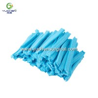 Disposable Non-Woven Hairnet with Elastic Band