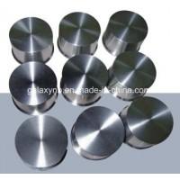 Higher Purity Titanium Round Target for Vacuum Coating 99.95%