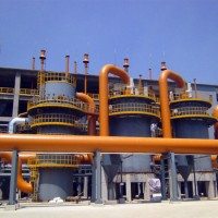 Improved Single Stage Coal Gasifier/Coal Gasification for Gas Generation Plant