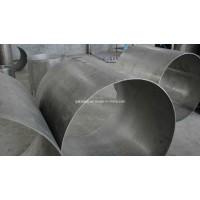 Gig Outside Wall Alloy of Titanium Tube ASTM B338 Gr12