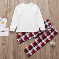 High Quality Sleepwear Pajamas Winter Christmas Pajamas Family Matching