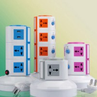 Extension Switch Multi Socket with CE Approved