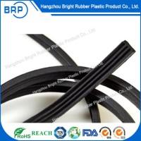 Rubber Silicone Solid Sponge Sealing Strip Crown Rubber Profile Edge Guard