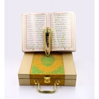 Islamic Quran Read Pen Coran Talking Pen Koran Player Gold Read Pen