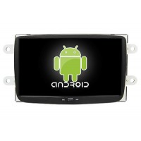Android Octa Core 6.0/7.1 Car Audio GPS Navigation System for Renault Sandero/Duster/Logan 1 DIN wit