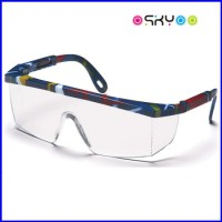 Protective Safety Glasses for Medical Worker Construction Cycling Sports Laboratory Dentistry Travel