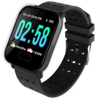 A6 Sport Smartwatch with Heart Rate Monitor Fitness Tracker