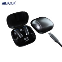 E68 Tws Wireless LED Display Earphone Sport Gaming Bluetooth 5.0 Headset Earbuds Running Microphone