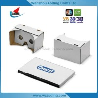 Cheap Google Vr Cardboard Glasses Paper Vr Case