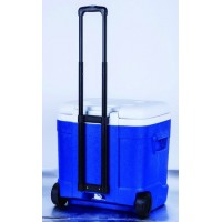 Keep Food Cool / Ice Trolley Cooler Box in Camping