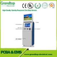 Pay on Foot System Self-Service Payment Kiosk for Smart Parking System