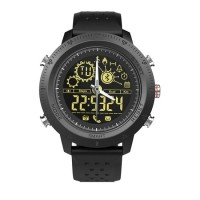 Sport Smart Watch Waterproof Stopwatch Pedometer Long Standby for Ios Android