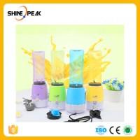 Mini Colorful USB Rechargeable Fruit Juicer