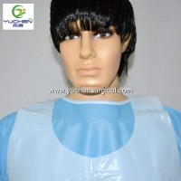 Factory Directly Sale Cheap Disposable PE Apron on Roll for Protection