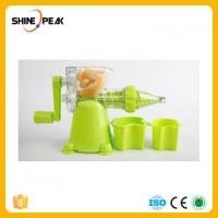 Mini Manual Type Fruit Juicer or Vegebale Juicer