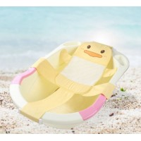 Baby Bath Net Cross Non-Slip Baby Bath Net Bath Net Bath Net Tub Holder Can Sit and Lie in General