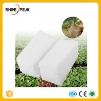 100PCS/Lot Grow Bag Non-Woven Seedling Bag Nursery Pots Seedling Raising Bag Plants Pouch Home Garde