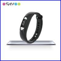 Ipx-6 Waterproof Speed Sensor Bluetooth Smart Bracelet Watch