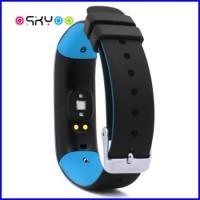 Smart Bluetooth Blood Pressure Heart Rate Monitor Wristband
