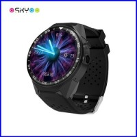Heart Rate Monitor Smart Phone Android Watch with GPS and WiFi